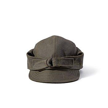 TIN CLOTH WILDFOWL HAT OTTER GREEN 필슨 틴 클로스 와일드파울 햇