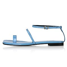 [슈스스 한혜연 착용] Y.01 Jane Candy Back T Sandals / YY20S-S48 / Blue