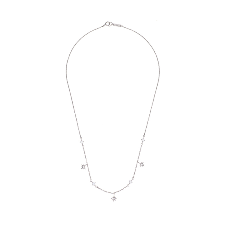 Fantasia Milkyway Necklace_SILVER