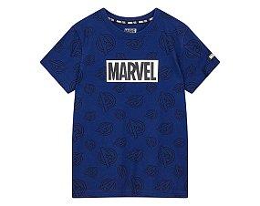 아동 마블 전판프린트 티셔츠