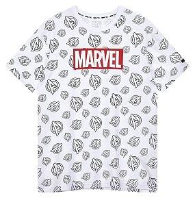 마블 전판그래픽 티셔츠