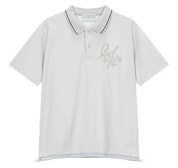 [LOVE] 반팔 테리 카라 티셔츠