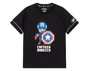 아동 마블 캐릭터 스포츠 티셔츠