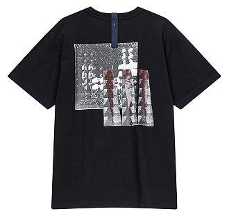 [CHIC][x EDOUARD TAUFENBACH] 콜라보 그래픽 티셔츠