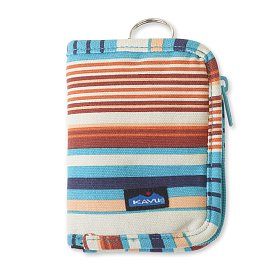 Zippy Wallet - Cascade Stripe 카부 지피 월렛