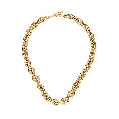 Bonbon Bold Chain Necklace_GOLD