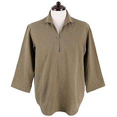15s Capri Shirts (Brown)