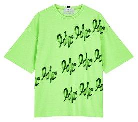 [LOVE] 그래픽 라운드 반팔 티셔츠
