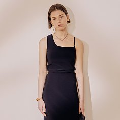 Lin Sleeveless Top_Black