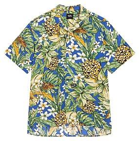 트로피컬 반팔 셔츠