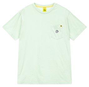 니니즈 포켓 티셔츠
