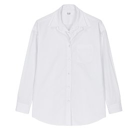 ★유인나 설아 착용★ 더블카라 셔츠 블라우스