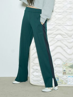 Baby Color Line Track Pants [GREEN]
