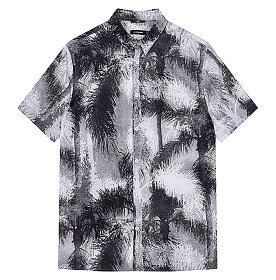 [Men] 다니엘 시즈널 프린트 셔츠