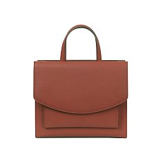 EMMA FW - BRICK RED