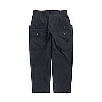 WAGON PANTS - NAVY TWILL