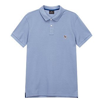 [PS PAUL SMITH] 스트라이프 지브라 와펜 피케 셔츠