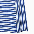 [주르 드 자주] 여 가로 스트라이프 맥시 드레스