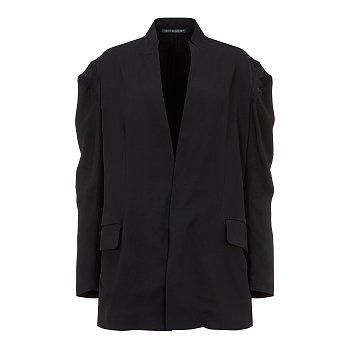 [FEMME]히든 레이온 블랜드 자켓