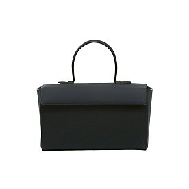CITY WIDE BOX FW - JET BLACK