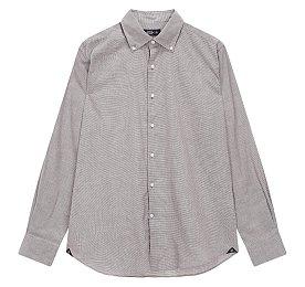 <CANCLINI>하운드투스 체크 코튼 셔츠
