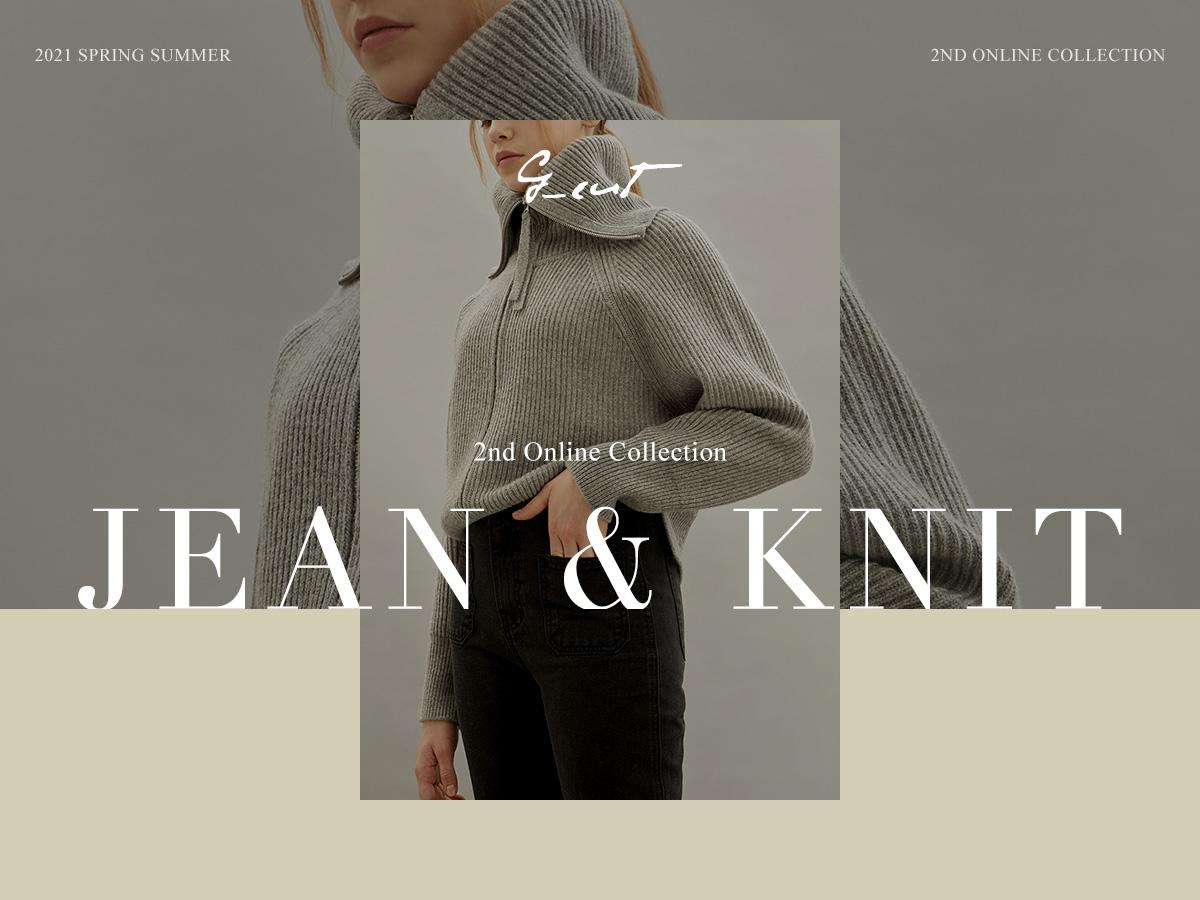 jean & knit