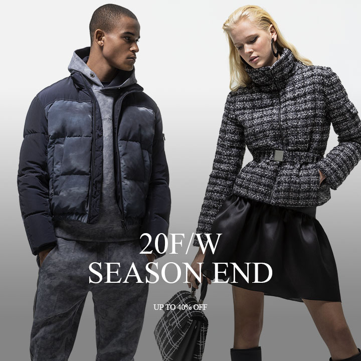 2020 F/W UP TO 30%