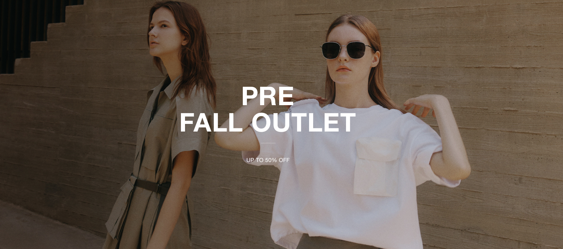 PRE-FALL OUTLET