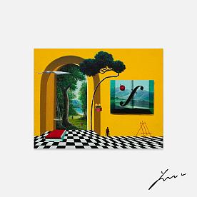유선태, 나의 아뜰리에 My Studio 2019