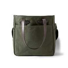 RUGGED TWILL TOTE BAG OTTER GREEN 필슨 260 러기드 트윌 토트백