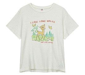[Re Done] [HANES] 애니멀 프린트 티셔츠