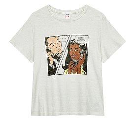 [Re Done] [HANES] 팝아트 프린트 티셔츠