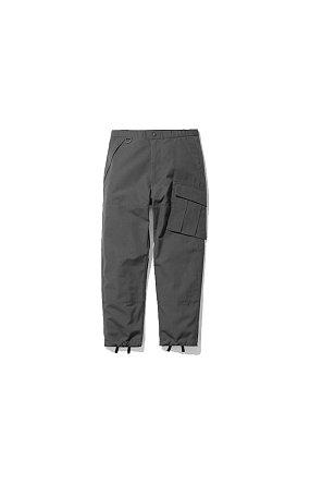 라이프 밸류 어패럴 TAKIBI Over Pants 타키비 오버팬츠 블랙