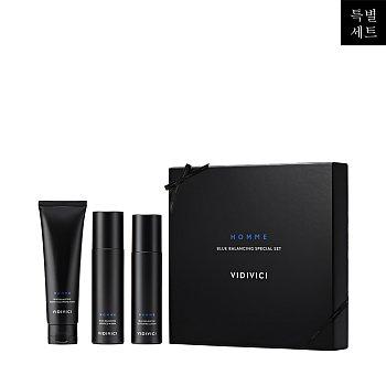[선물포장] 옴므 블루 밸런싱 스페셜 세트