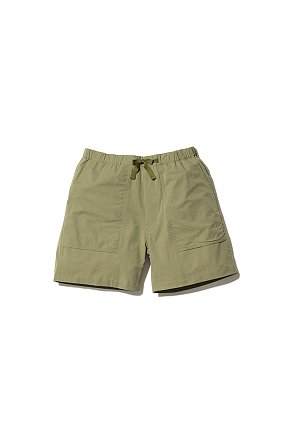 Quick Dry Shorts 스노우 피크 드라이 쇼츠 올리브