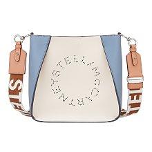Stella Logo 배색 미니 크로스바디 백