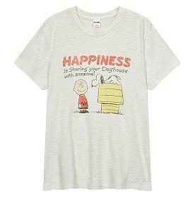 [Re Done] [PEANUTS] 피너츠 70s 루즈 티셔츠