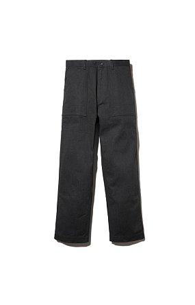 라이프 밸류 어패럴 TAKIBI Denim Pants 타키비 데님 팬츠 블랙