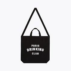 [Fake Club] Paris Drinking Club bag