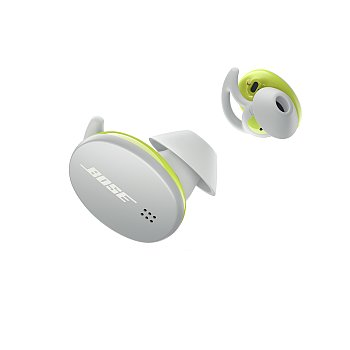 보스 정품 Sport Earbuds 완전 무선 이어폰 화이트