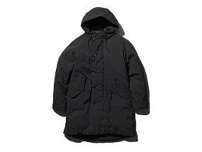 TAKIBI Down Coat 스노우피크 타키비 다운 코트 블랙
