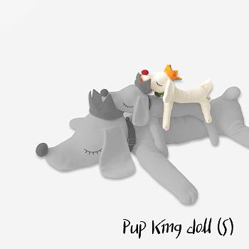 요시토모 나라, PUP KING - Small