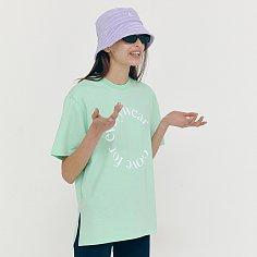 [SS21 CLOVE] Everywear T-Shirt Mint