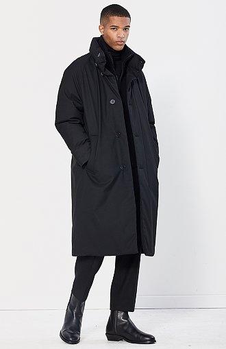 [CASUAL] 미니멀 점퍼형 코트
