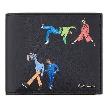 다이나믹 그래픽 폴드 지갑