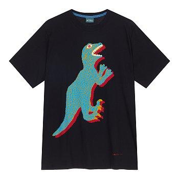 [PS PAUL SMITH] 다이노 그래픽 반팔 티셔츠