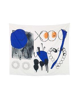 아티스트 프루프, Viaje blue multi Blanket