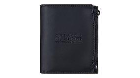 넘버링 로고 폴드 지갑