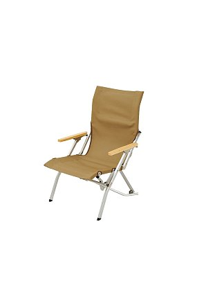 Low Beach Chair 스노우 피크 로우 체어 30 카키