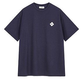 다이아몬드 와펫 루즈핏 티셔츠